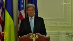 Kerry Says Russia Must Commit To Ending Ukraine Conflict