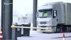 Kamioni sa robom iz Srbije ulaze na Kosovo