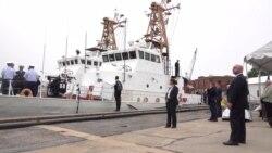 США передали Украине военные катера типа «Айленд» (видео)