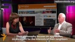 Kravchuk On Putin's 'Philosophy Of Aggression'