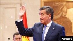 Қирғизистон президенти Сооронбай Жээнбеков