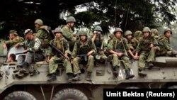 Ресей Қырғызстанда да, Тәжікстанда да әскери база ұстап отыр.