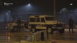 Sulm në ambasadën amerikane në Podgoricë