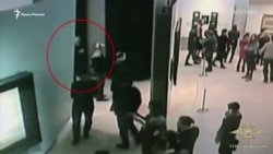 Похитителя картины Куинджи «Ай-Петри. Крым» задержали в Москве (видео)