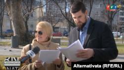 """Гергана Христова и Боян Бакърджиев са категорични, че никога не са били хоспитализирани в болница """"Лозенец"""""""