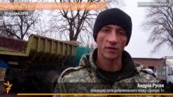Бійці полку «Дніпро1» перепочивають на базі після передової і мріють про мирне майбутнє