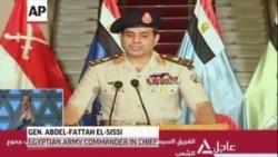 Ushtria e Egjiptit përmbys presidentin