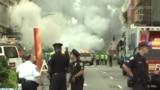 У центрі Нью-Йорка стався вибух – відео