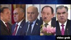 Кандидаты в президенты Таджикистана