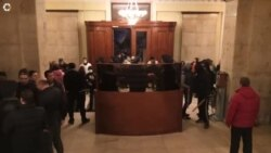У Харкові Євромайдан облаштував в ОДА медпункт і їдальню