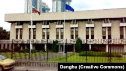 Бугарската амбасада во Москва