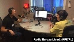 Liliana Barbăroșie în dialog cu Victor Guzun, ex-ambasador la Tallinn