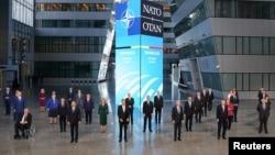 НАТО лидерлеринин Брюсселдеги саммити, 14-июнь 2021-жыл.