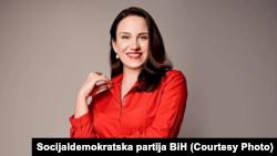 Benjamina Karić, kandidatkinja SDP-a za gradonačelnicu Sarajeva