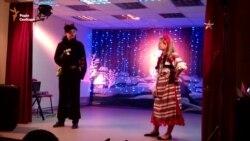 Діти бійців АТО створили модернізовану патріотичну виставу за Гоголем