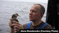 Старший мастер добычи Игорь Бондаренко