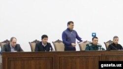 Улуғбек Турсунов дар ҷаласаи ВКД Узбекистон