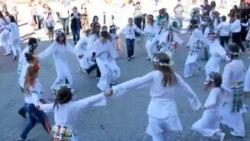 У Черкасах вперше відсвяткували гаївку