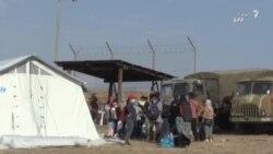 تحولات اردوگاه پناهجویان جزیره لسبوس