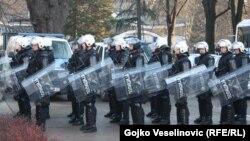 Policija, Banjaluka