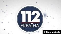 Лого украинского телеканала 112 Украина