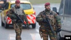 Бельгия -- Брюссель террордук чабуулдан кийин, 23-март, 2016.