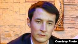 Журналист Шохрух Саипов.