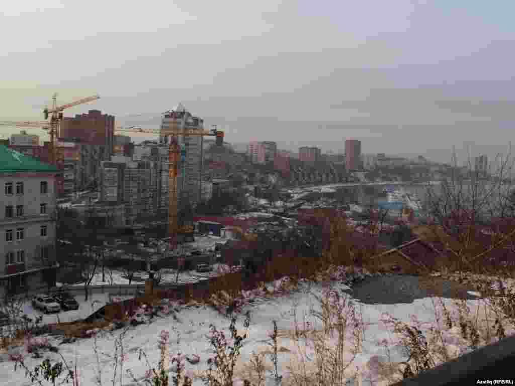 Владивосток төзелешләре