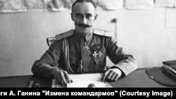 Генерал Богословский, фото предоставлено А. Кручининым