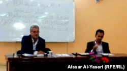 """متحدثون في ندوة """"العلاقات العراقية التركية"""" في النجف"""
