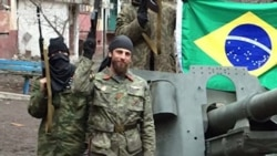 Jailed Brazilian Fighter Describes Ukraine's 'Barbaric' Conflict