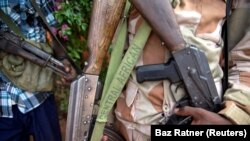 Much of the Central African Republic remains controlled by various armed formations, primarily ex-Seleka fighters and the Christian alliance known as Anti-balaka.