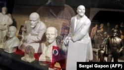 Ілюстрацыйнае фота. Прыватны музэй «Эпоха Леніна» ў Полацку