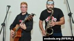Лявон Вольскі і Павал Аракелян