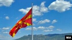 Македонското знаме