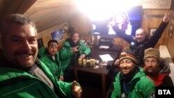 Тазгодишната българска експедиция до Антарктида