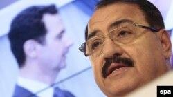 ریاض حداد، سفیر سوریه در مسکو