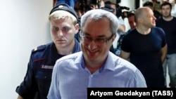 Вячеслав Гайзер в суде