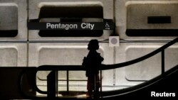 Metroja në Washington, foto nga arkivi