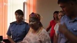 Кыздыгой Ажаркулова вышла на свободу