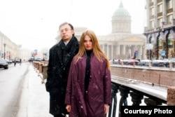 Олег Басов и Ирина Думицкая