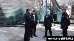 Влада Ялти зносить дельфінарій «Казка», 26 січня 2018 року