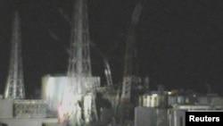 АЕС «Фукусіма-1» після цунамі