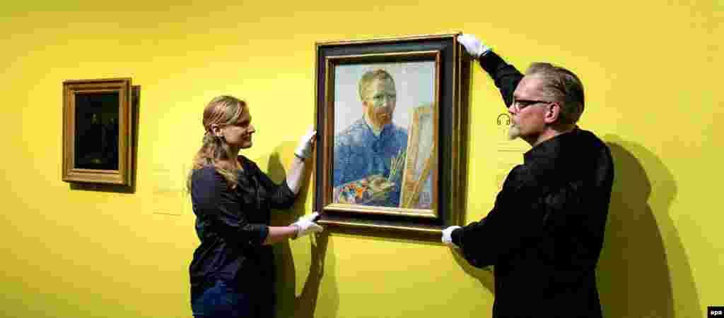 ХОЛАНДИЈА - Крадци украле слика од Винсент Ван Гог откако упаднале во холандски музеј кој е затворен за јавноста поради пандемијата од коронавирусот, соопшти директорот на музејот денеска.