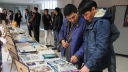 Өзбек студенттери тарткан убарагерчилик