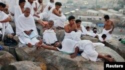 Dva miliona hodočasnika u Meki