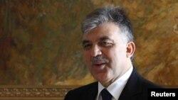 Претседателот на Турција Абдула Ѓул