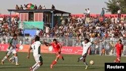 د پاکستان و افغانستان د دوستانه لوبې تصویر