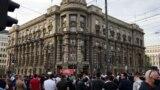 Protest u Beogradu: Ugostitelji Srbije traže od Vlade pomoć