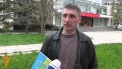 Faalni Ukraina bayrağından sebep 10 biñ rublege cezaladılar